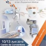 22 éme salon International du Mobilier Hospitalier & de l'Equipement Médical le 10 au 13 Avril 2019, Centre de Convention ORAN